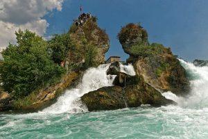 Zurich - Rheinfall - sightseeing Tour - 1/2 day