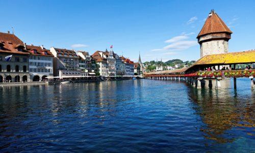 Zurich - Luzern - 1/2 day sightseeing tour
