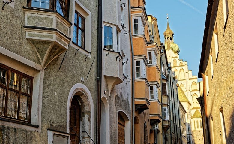 Innsbruck Austria Tour copy1