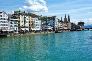 Zurich and chocolate factory tour 2