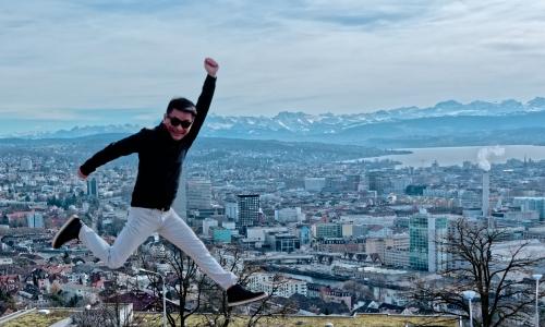 Crash Landing On You - Switzerland Private Tour